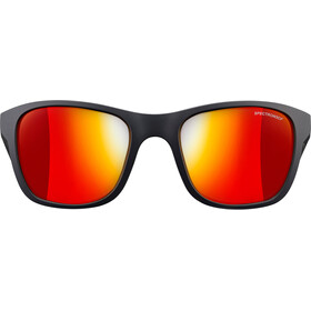 Julbo Reach Spectron 3CF Gafas de sol 6-10Años Niños, matt black/multilayer red